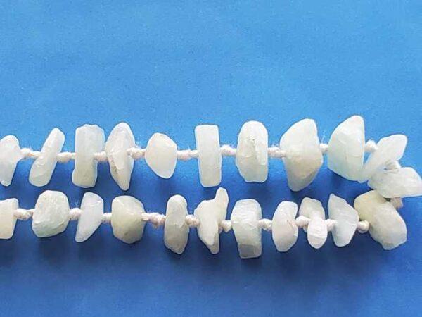 Aquamarine Crystal Beads