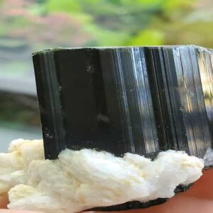 Black Tourmaline Crystal for Sale