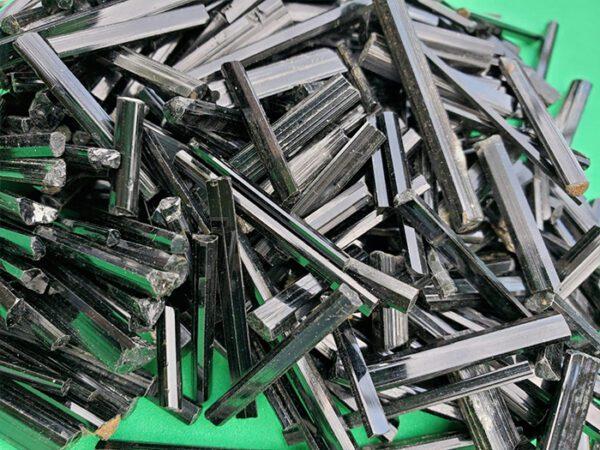Black Tourmaline Crystals