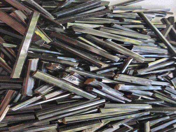 High Grade Black Tourmaline Crystals