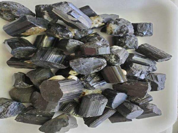 Black Tourmaline Crystal Higher Grade