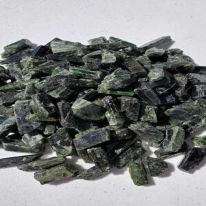 Diopside Rough Faceting Stone