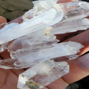 Faden Quartz Crystals for Wholesale