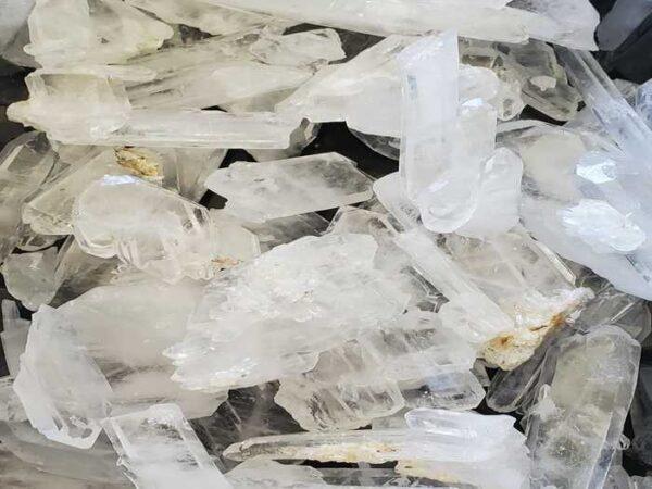 Faden Quartz Crystals for Wholesale