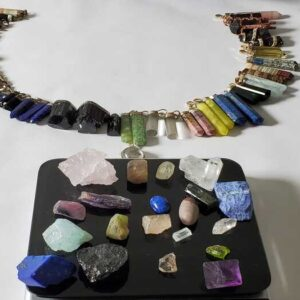 Rough Crystals & Pendants