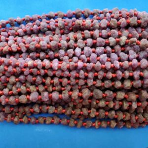 Ruby Beads