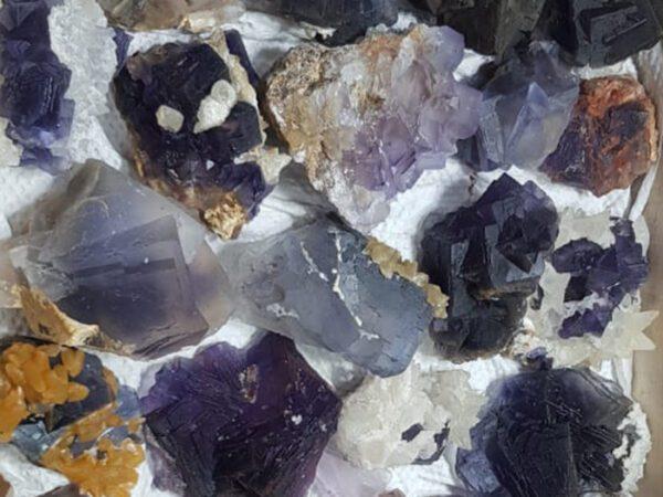 Fluorite Specimen