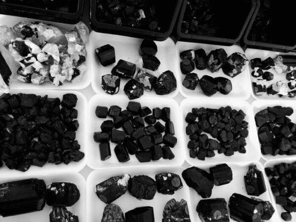 Bulk Black Tourmaline Crystal
