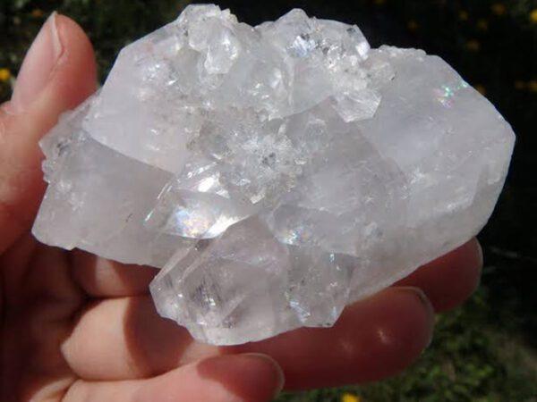 Clear Apophyllite