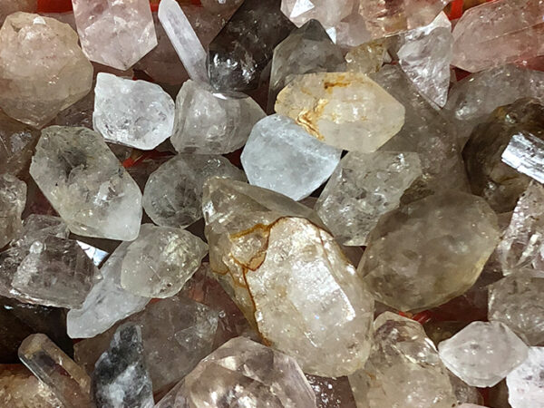 Herkimer Quartz 'Diamonds'