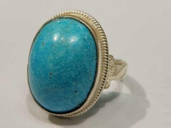 Turquoise Men's Ring