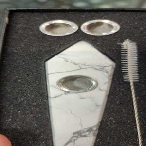Crystal Smoking Pipe