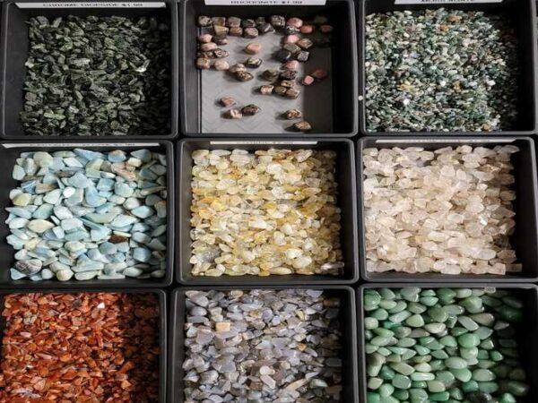 Tumbled Healing Crystals